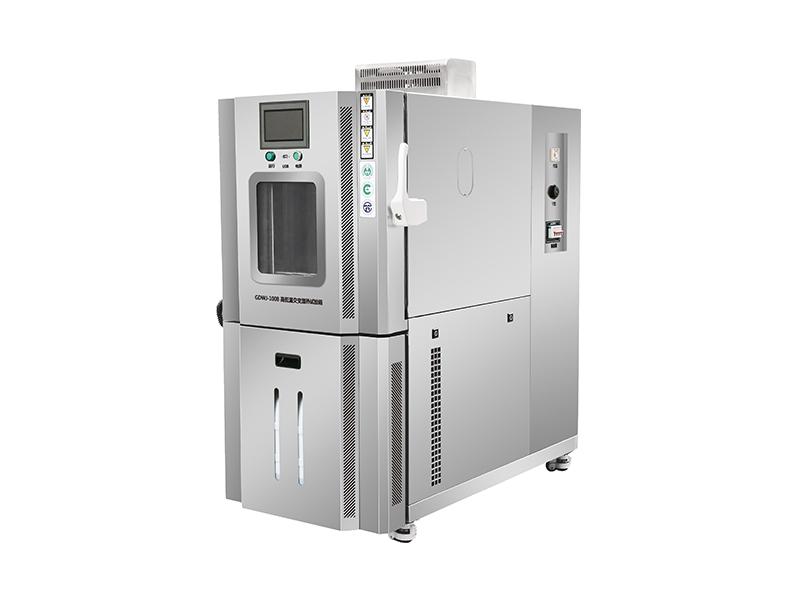 GDWJ-100B高低温交变湿热试验箱