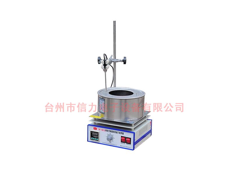 DF-101S-集热式恒温加热磁力搅拌器-一体式