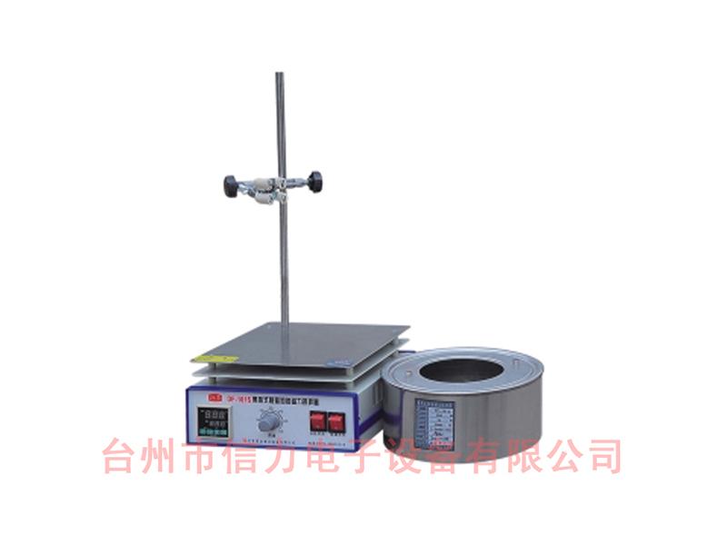 DF-101S集热式恒温加热磁力搅拌器-分体式